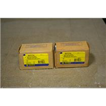 (Lot of 2) NIB SQUARE D 9007-CT62 9007CT62 /A BASE RECEPTACLE FOR LIMIT SWITCH