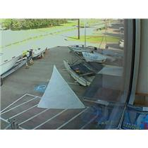 Sobstad RF Jib w Luff 30-0 from Boaters' Resale Shop of TX 1005 2002.11