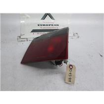 95-98 SAAB 9000 left driver side inner tail light 4343919
