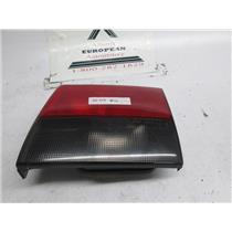 99-01 SAAB 9-5 left driver side inner tail light 5149810