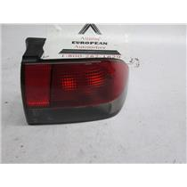 94-98 SAAB 900 hatchback right tail light 4468989