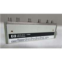 Agilent HP 8768K Multiport Coaxial RF Switch DC - 26.5 GHz 5VDC