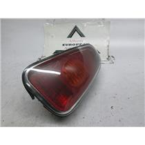 02-04 Mini Cooper right passenger side tail light 63216935784