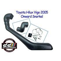 STH25A Snorkel Air Intake Kits Toyota HiLux SR5 Vigo 2005 Onwards Kun26r RHS