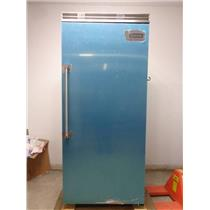 """Viking 36"""" Quiet Cool Built-in All-Freezer With Ice Maker Stainless FDFB5361R"""