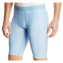 Skins A200 Men's Compression Half Tights Sky Blue XXL