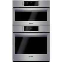 BOSCH 800 HBL8751UC 30 Inch Speed Combination Wall Oven SS Images