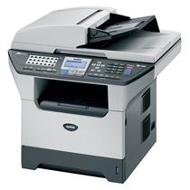 BROTHER MFC-8860DN LASER ALL IN ONE WARRANTY REFURBISHED WITH NEW DRUM AND TONER