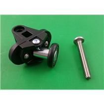 Thor Industires 0169911 RV Trailer Curved Shower Door Roller Assy