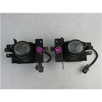 JDM Honda Civic EG EG6 Hatchback 92-95 Stanley 010-6727 Bumper Fog Light Lamp A