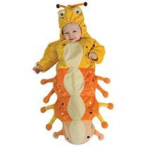 Caterpillar Newborn Baby Costume Bunting 0-9 months