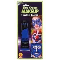 Blue Cream Makeup Tube 1oz