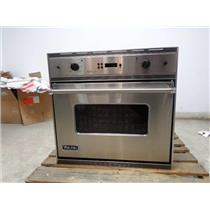 "Viking VESO105SS 30"" Stainless Steel Wall Oven Detailed Images"