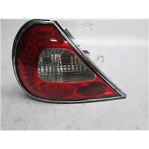 04-09 Jaguar XJ8 XJR Vanden Plas left rear tail light C2C33545