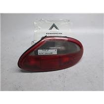 97-00 Jaguar XK8 XKR right side tail light faded** LJA4900BD