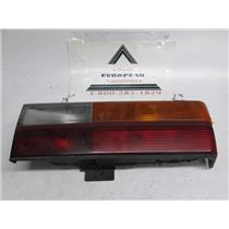 80-83 Audi 5000 right passenger side tail light 437945218B