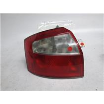 03-05 Audi A4 sedan left driver side tail light 8E5945217A