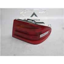 96-99 Mercedes W210 right outer tail light E320 E420 E300 2108204664