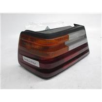 87-93 Mercedes W124 left side tail light 300E 300D 300CE 400E 1248203964