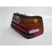 87-93 Mercedes W124 right side tail light 300E 300D 300CE 400E 1248200664