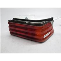 96-98 Mercedes R129 right tail light 1298203264 SL320 SL500 SL600