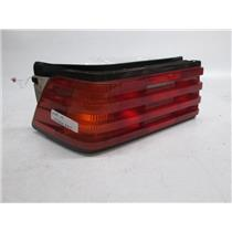 96-98 Mercedes R129 left tail light 1298203164 SL320 SL500 SL600