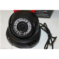 "High Quality Dome Color Security Camera CCTV 1/3"" SONY Super HAD HAWK-380VXIRCD"