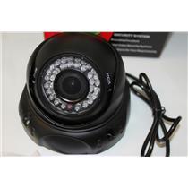 "High Quality Dome Color Security Camera CCTV 1/3"" SONY Super HAD HAWK-380VXIRCD"