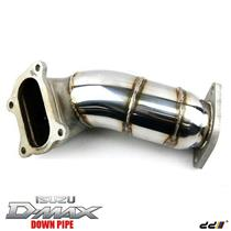 Stainless Steel Exhaust Down Pipe Fit Chevrolet Isuzu D-Max 02-08 RA 2.5L 4JK1