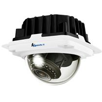 High Quality Dome Security 1080P Waterproof Vandalproof, Day/Night HAWK-IPQ185PD