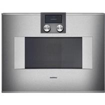 """GAGGENAU 400 Series 24"""" 1.3 cu. ft. Built-in Microwave Oven Stainless BM450710"""