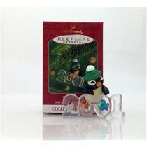 Hallmark Keepsake Series Ornament 2001 Cool Decade #2 - Penguin - #QX6992