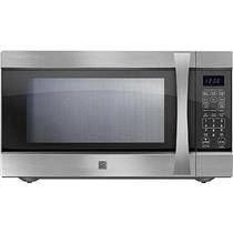 Kenmore Elite 2.2 cu. ft. Microwave w/ Extra-Large Stainless Steel 75223