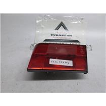 89-95 BMW E34 right inner tail light 632113879398 525i 535i 540i M5 530i