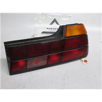 87-94 BMW E32 740il 735i 750il right tail light 63211379498