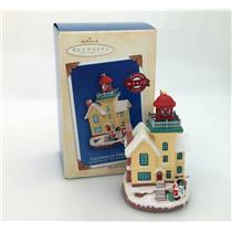Hallmark Magic Series Ornament 2004 Lighthouse Greetings #8 - #QX8104