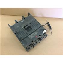 GE GENERAL ELECTRIC 3-POLE 200A 240VAC CIRCUIT BREAKER TJD432400