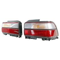 1 Pair L+R Rear Tail Light Lamp Fit Toyota Corolla E100 AE100 AE101 EE101 93-97