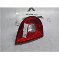 06-09 Volkswagen Rabbit GTI R32 left inner tail light 1K6945093F