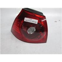 06-09 Volkswagen Rabbit GTI R32 left outer tail light 1K6945095AD