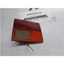 89-95 Volkswagen Corrado left inner tail light 535945107A