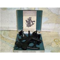 Boaters' Resale Shop of TX 1610 2521.01 DAVIS MARK 15 SEXTANT & MANUAL IN CASE