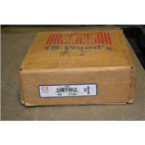 T.B. Wood's® 10S2, Sleeve Coupling Hub, Coupling Size: 10