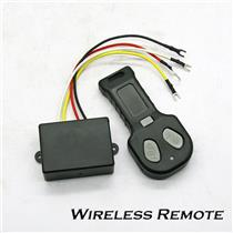 Winch Electric Wireless Remote Control Kit For Truck Jeep ATV Warn Ramsey (12~V)