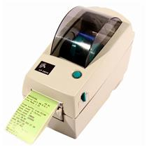 Zebra LP2824 2824-21201-0001 Direct Thermal Barcode Printer Parallel W/ Peeler