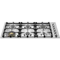 BERTAZZONI Professional Series QB36600X 36 Inch Gas Cooktop Stainless (new?)