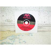 Boaters Resale Shop of TX 1611 0122.34 MAPTECH REGION 2 EDITION 14 COMPANION CD