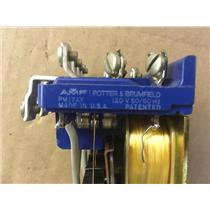 AMF Potter & Brumfield PMI7AY Relay 120V