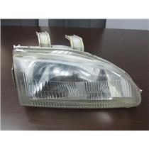 JDM Honda Civic EG EG6 EG9 92-95 OEM Stanley Front Right RHS Headlight Lamp