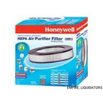 2 NEVER USED Honeywell Air Purifier Filters - Black/white MODEL HRF-F1